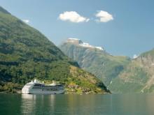 Themareizen - cruises - cruiseschip Noorse fjorden