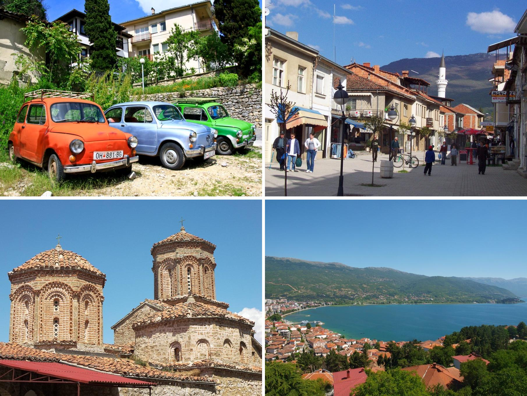 Reisregisseur - Macedonie - Skopje en Ohrid