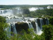 Reisregisseur - Brazilie - Iguazu watervallen