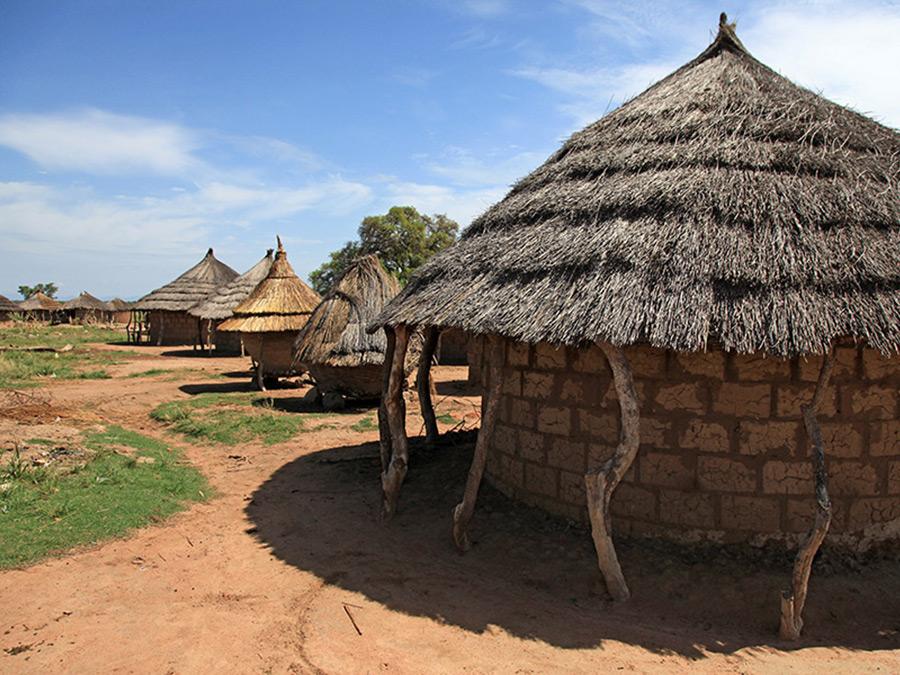 afrika-hutjes