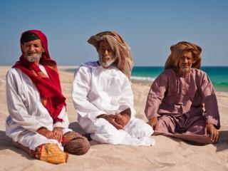 Reisregisseur - Oman - bewoners