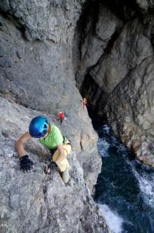 Reisregisseur - Oman - canyoning