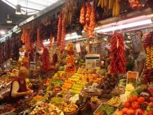 Reisregisseur - Barcelona - Boqueria markt