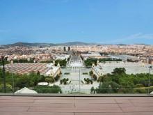 Reisregisseur - Barcelona - dakterras Museu Nacional Art de Catalunya