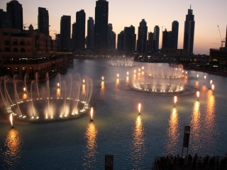 Reisregisseur - nieuwjaar - Dubai
