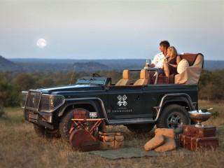Zuid Afrika - huwelijksreis