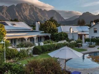 Zuid Afrika - huwelijksreis - Le Quartier Francais