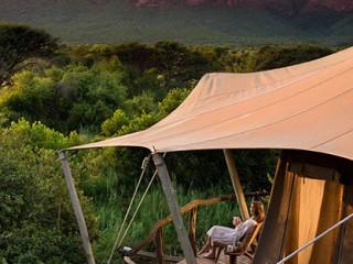 Zuid Afrika - huwelijksreis - Marataba