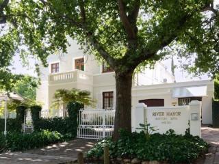 Zuid Afrika - huwelijksreis - River Manor Boutique
