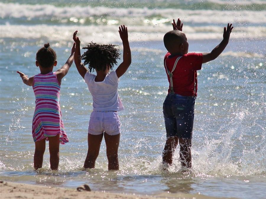 Zuid Afrika - kinderen