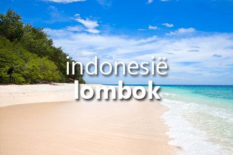 Op vakantie naar Lombok, Indonesië